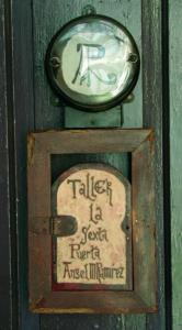 Taller La 6ta Puerta / Ángel Ramírez