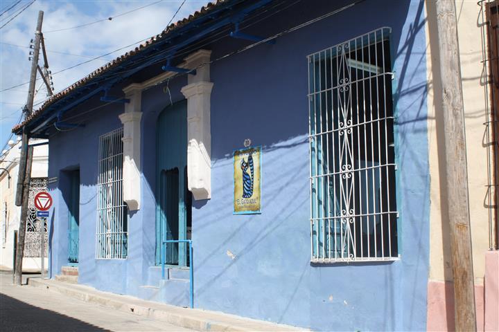 """Estudio """"El Gato Azul"""" de Ileana Sánchez"""