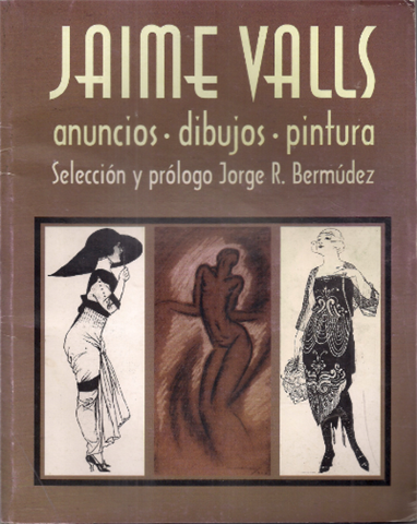 Jaime Valls. Advertising, Drawings, Paintings