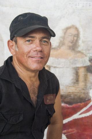 artista cubano Agustín Bejarano