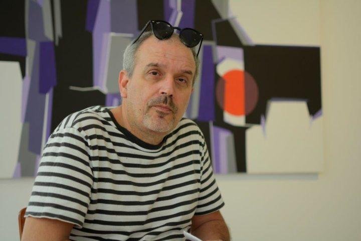 artista cubano (Pintor cubano) Andy Rivero