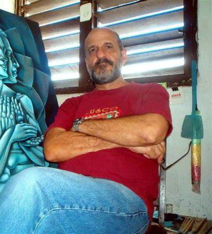 arte cubano César Leal (Artista cubano contemporáneo)