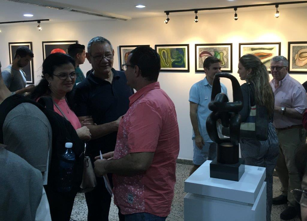 Exposición de arte cubano erótico