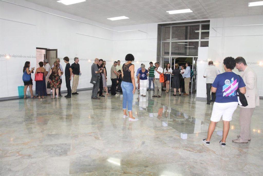Duodécima Bienal de La Habana / 2015