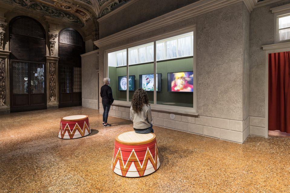 Venecia y su 57 Bienal. Algunas impresiones