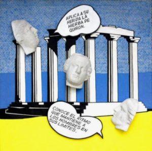 Consuelo Castañeda / De la seire Lichtenstein y los griegos