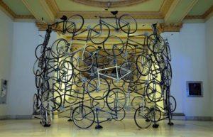 Vistas de la exposición CIFO Una Mirada Múltiple / Museo Nacional de Bellas Artes de La Habana