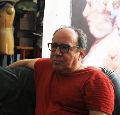 artista Roberto Fabelo en Artcrónica
