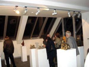 Inauguración del Museum of Fine Cuban Arts / 2009