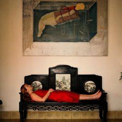 arte cubano Sandra Ramos (arte cubano contemporáneo)