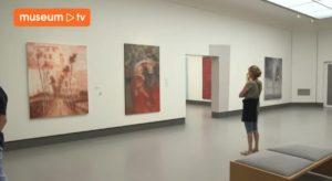 Vistas generales de la exposición Cuban Art Now / Museo Singer en Laren