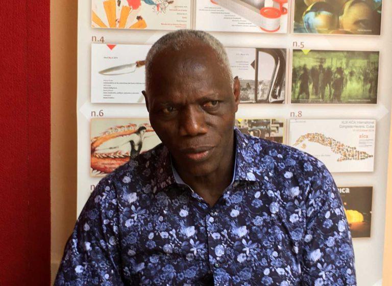 XIII Bienal de La Habana: Conversación con Abdoulaye Konate