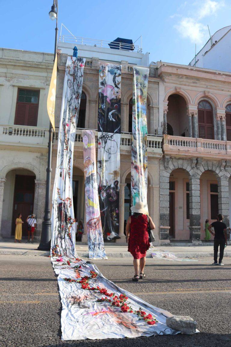 XIII Bienal de La Habana: Conversación con Aimée Joaristi