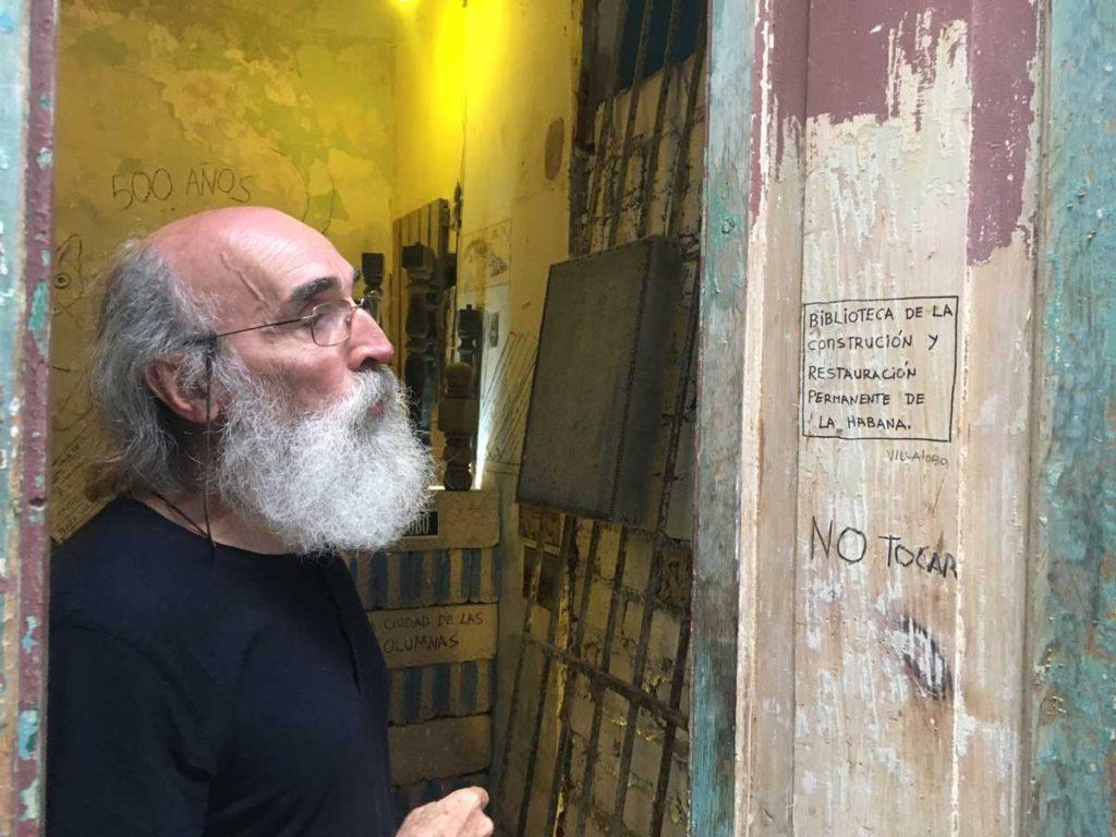 Nelson Villalobo inaugura Open Studio