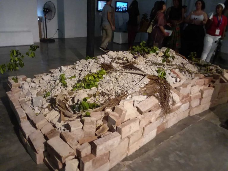 Intersecciones en Galería Factoría Habana
