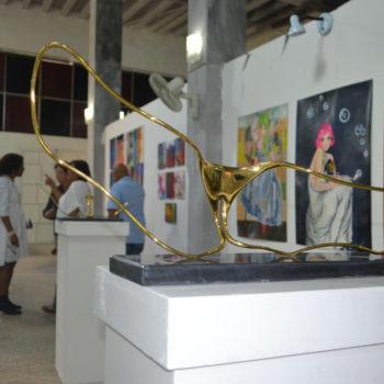 Arte entre amigos XIII Bienal Habana
