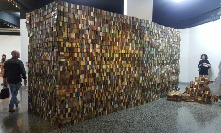 Tres grandes del Arte Cubano Contemporáneo en Galería Habana Diago-Esterio Segura Ivan Capote