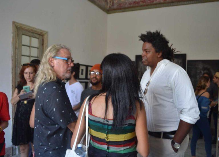 arte contemporáneo Santiago se confabula con la XIII Bienal de La Habana