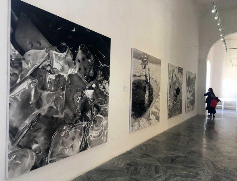 Exposición Diferentes latitudes en el Centro de Desarrollo de las Artes Visuales