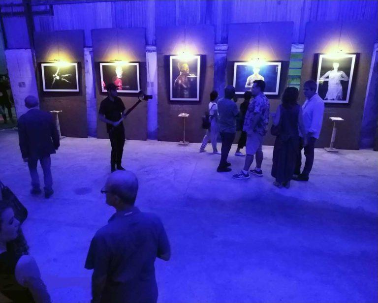 El retrato fotográfico en la XIII Bienal de La Habana