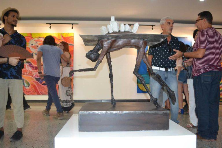 Galería Galiano y el arte cubano emergente