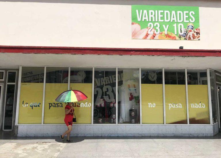 XIII Bienal de La Habana: Exposición Lo que pasa cuando no pasa nada