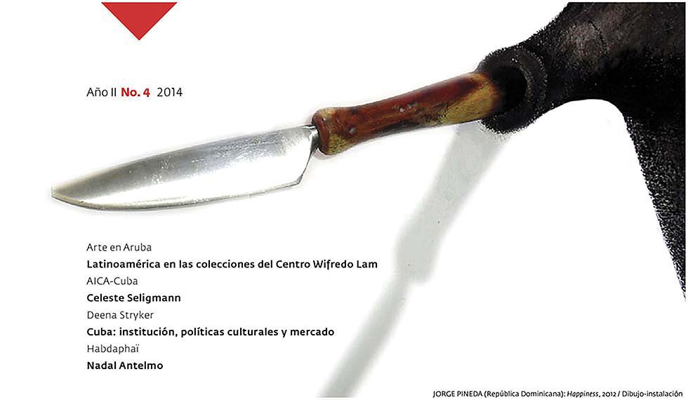 Revista Artcrónica Edición No-4, 2014 (Arte Cubano Contemporáneo)