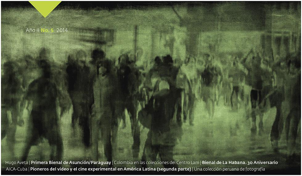 Revista Artcrónica Edición No-5, 2014 (Arte Cubano Contemporáneo)