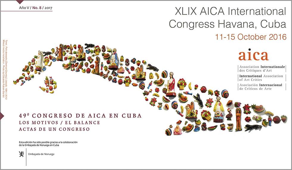 Revista Artcrónica Edición No-8, 2017 (Arte Cubano Contemporáneo)