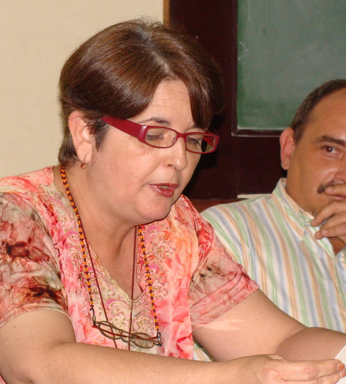 Mari Pereira