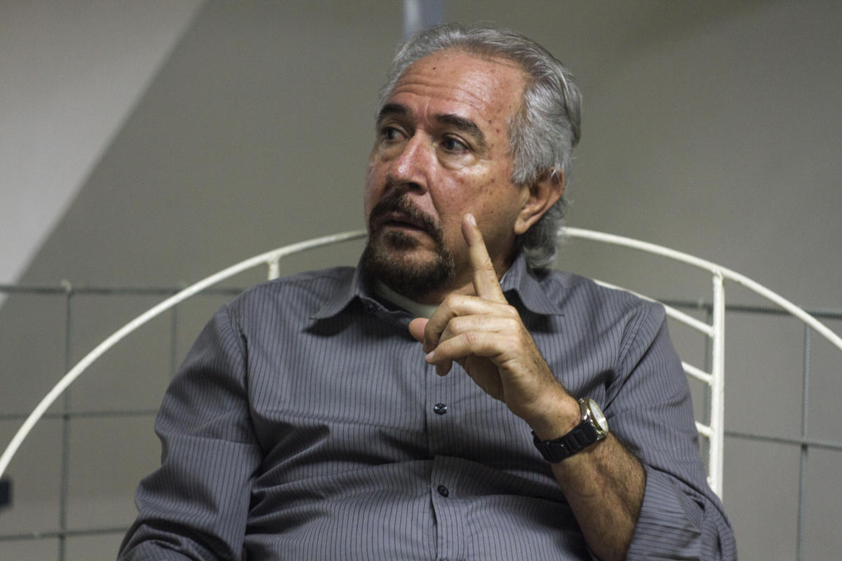 artista escultor vubano Tomás Lara Franquis