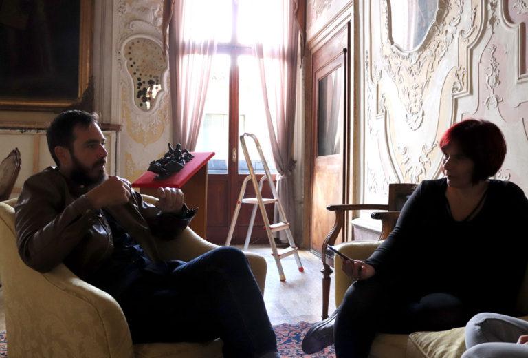 Cubanos en Venecia. Conversando con Ariamna Contino y Alex Hernández-4