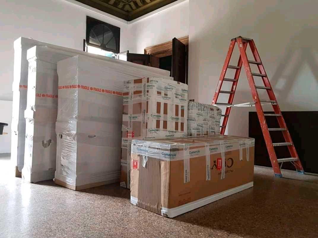 Muestra de arte cubano arriba al Palacio Zenobio-2
