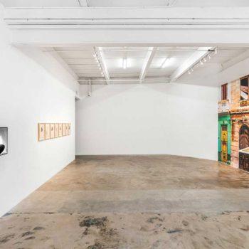 Grethell Rasúa Harold García en Dot Fiftyone Gallery