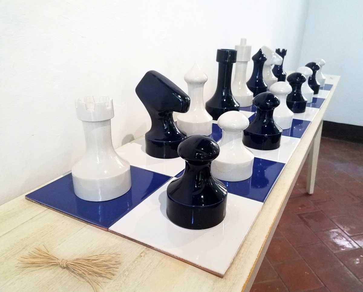 Exposición FUEGO FATUO MUSEO DE LA CERÁMICA