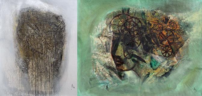 Obras de Li Domínguez Fong