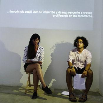 Fotografía y poesía joven en el Estudio-Taller Villalobos