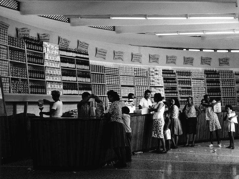 Exposición Archivo Fotográfico Rodrigo Moya (Museo Amparo)