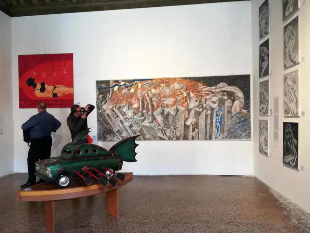 Exposición Cuba: Identidad y diferencia / Vista general / Imágenes Pérez & del Valle