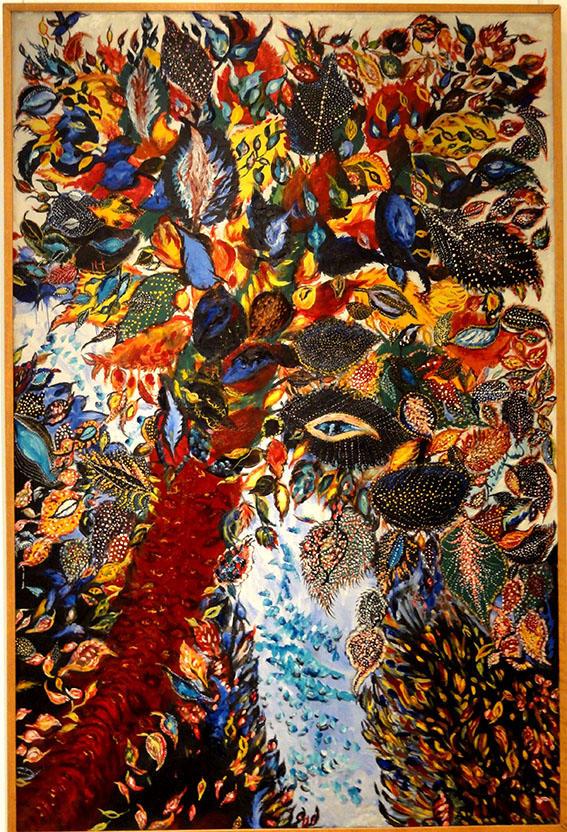 Séraphine - El Árbol del Paraíso, ca. 1930