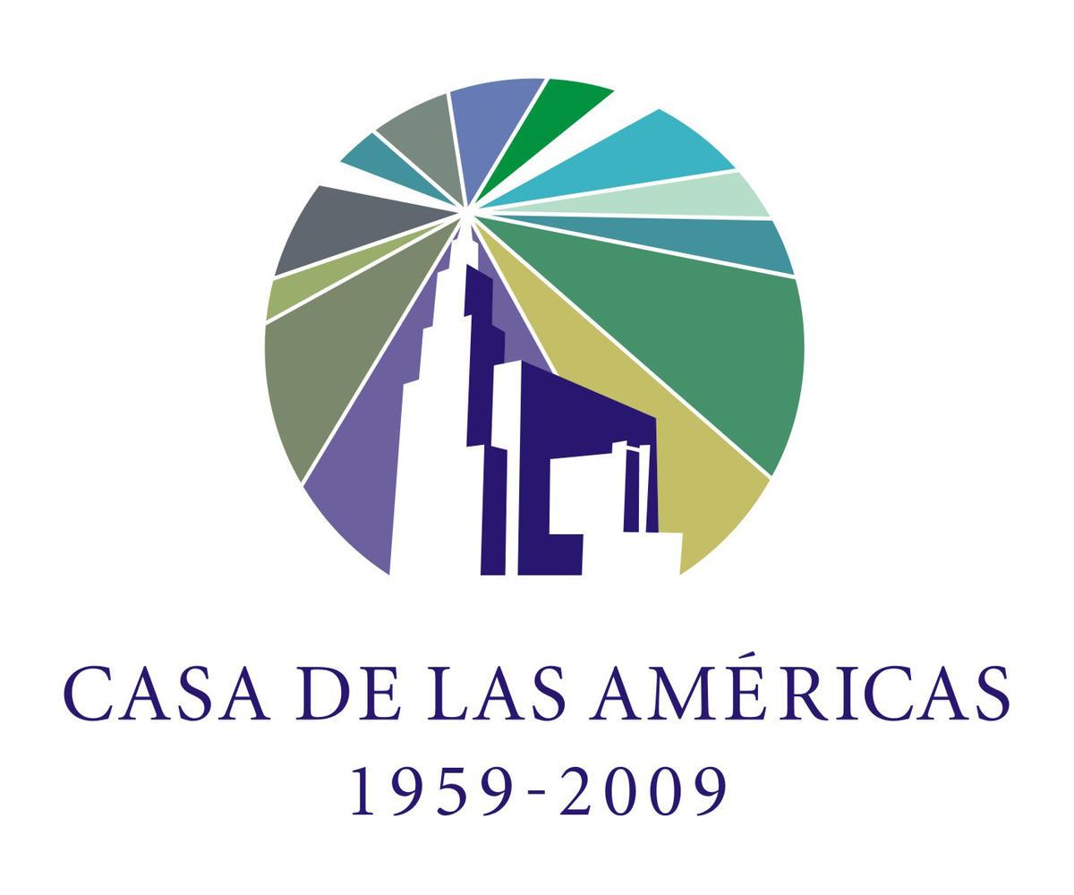 Pepe Menéndez: un intelectual que diseña. Casa de las Américas 50 / Identidad visual por aniversario cerrado de esa institución