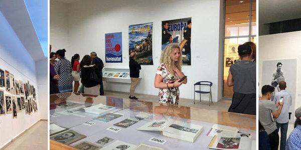 espacios de exhibición. Museo Nacional de Bellas Artes