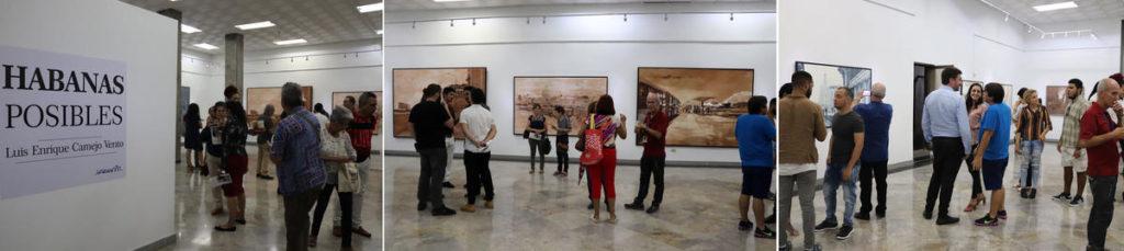 """Galería El Reino de este mundo de la Biblioteca Nacional de Cuba """"José Martí"""""""