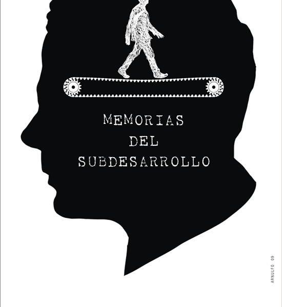 Cartel Memorias del subdesarrollo