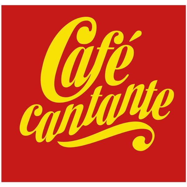 Logo del Café cantante
