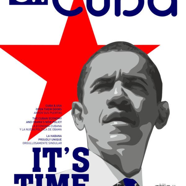 Cubierta revista OnCuba edición 27