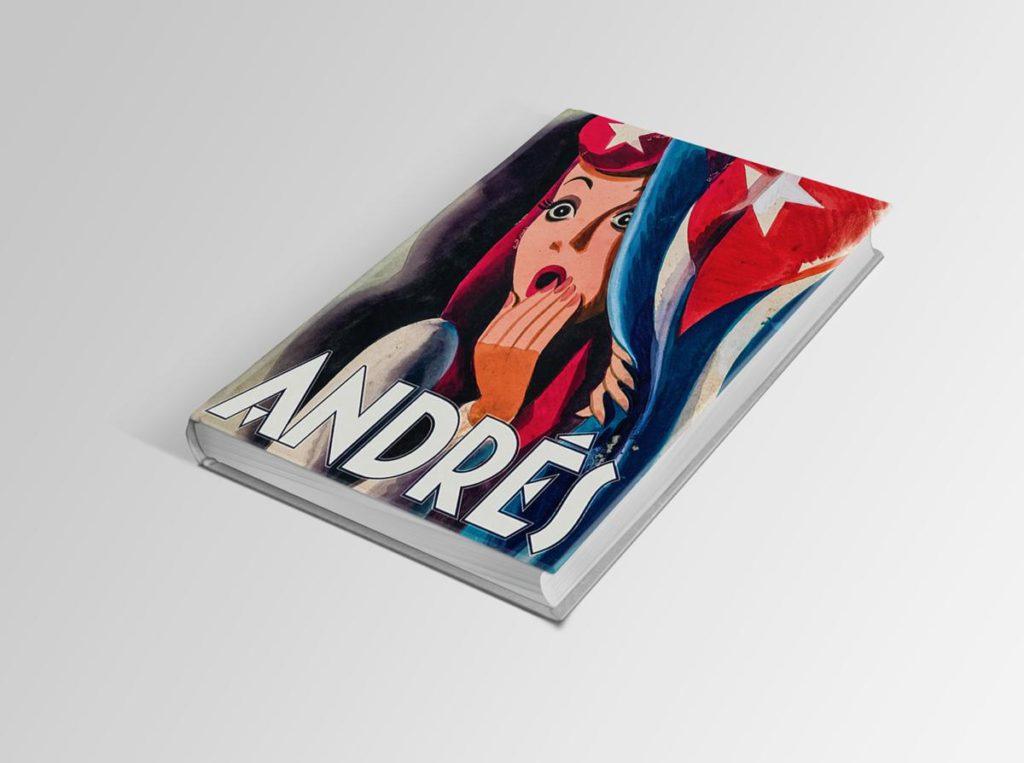 Diseño de libro Andrés