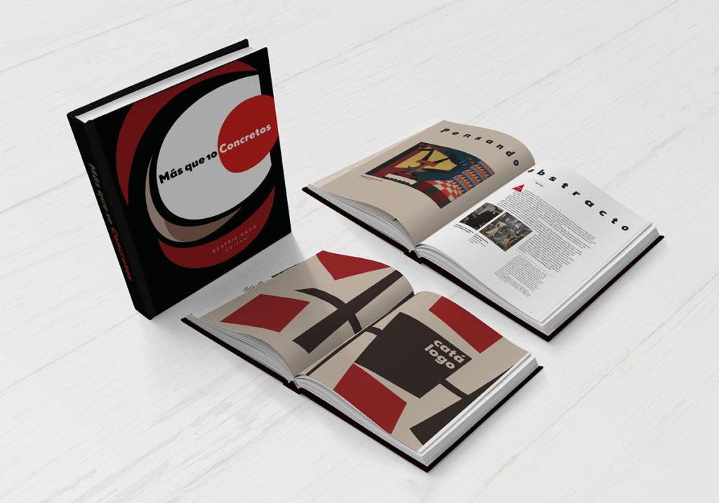 Diseño de libro Más de 10 concretos