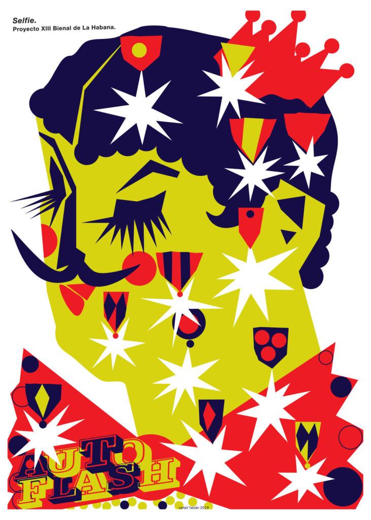 Cartel de exposición XIII Bienal de La Habana