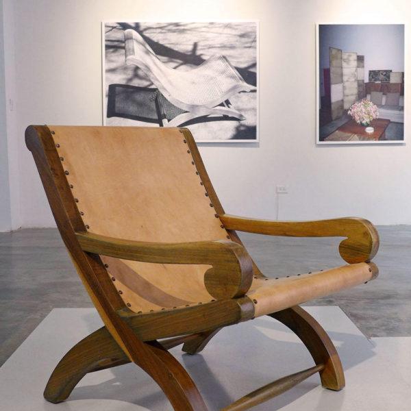 Butaca Miguelito (1961), de objeto funcional a pieza de exhibición: a propósito de la muestra Clara Porset, el eterno retorno, realizada en Factoría Habana, 2016.